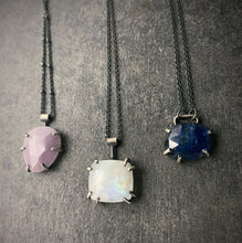 Load image into Gallery viewer, Gemstone Necklace: Kunzite