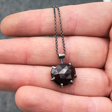 Load image into Gallery viewer, Gemstone Necklace: Garnet
