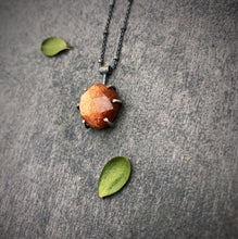 Load image into Gallery viewer, Gemstone Necklace: Sunstone