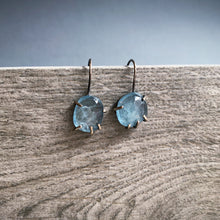 Load image into Gallery viewer, Theia Earring: Aquamarine