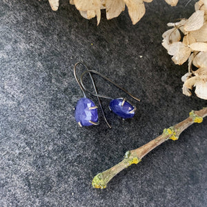 Theia Earring: Tanzanite