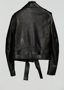 PERFECTO JACKET (LEATHER)(BLACK)