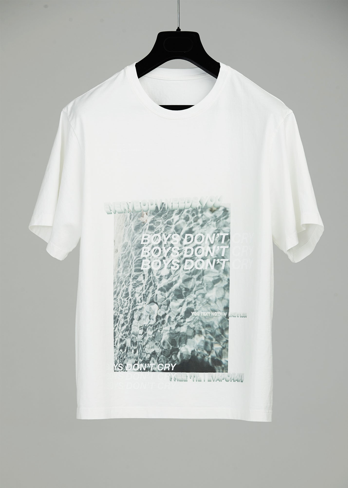 Load image into Gallery viewer, BOYS DON'T CRY T SHIRT