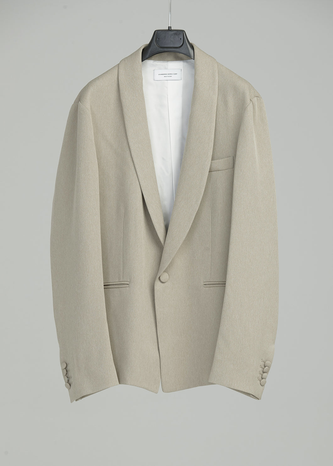 BLAZER (HARRINGBONE)