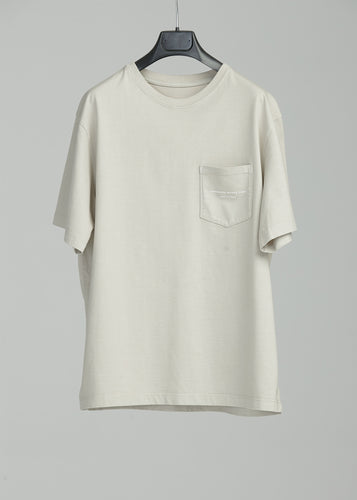 TOUR POCKET T SHIRT (OATMEAL)