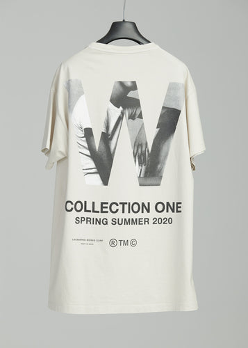 """W"" SEASON ONE COMMEMORATIVE T SHIRT (MODEL)"