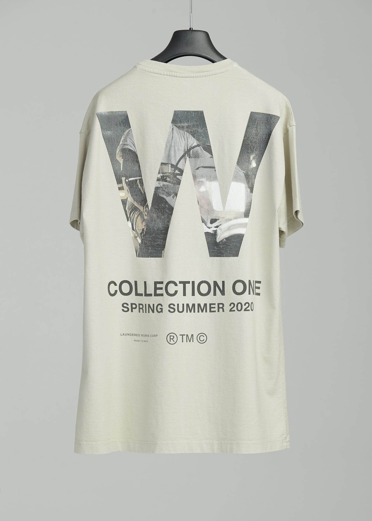 "Load image into Gallery viewer, ""W"" SEASON ONE COMMEMORATIVE T SHIRT (LUKE)"