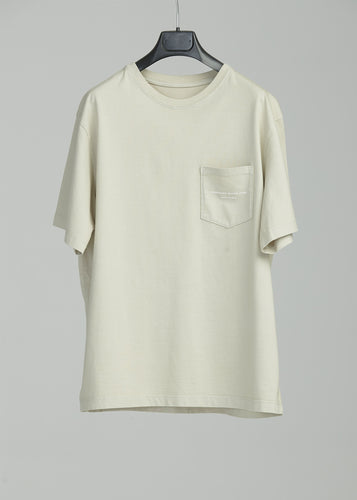 TOUR POCKET T SHIRT (SEA FOAM)