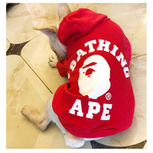Load image into Gallery viewer, Bape Hoodie for Dogs