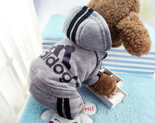 "Load image into Gallery viewer, Adidas ""Adidog"" Tracksuit for Small Dogs"