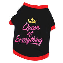 Load image into Gallery viewer, Queen of Everything Tee for Dogs