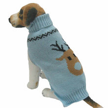 Load image into Gallery viewer, Reindeer Sweater for Dogs