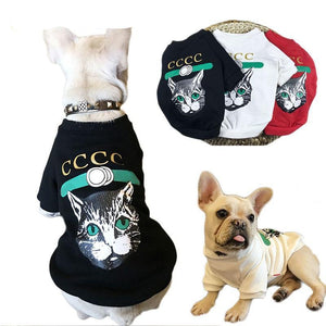 "Gucci ""Pucci"" Sweatshirt for Dogs"