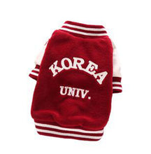 Load image into Gallery viewer, Korea University Letterman Jacket