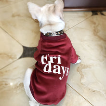 Load image into Gallery viewer, Fridays Hoodie for Dogs