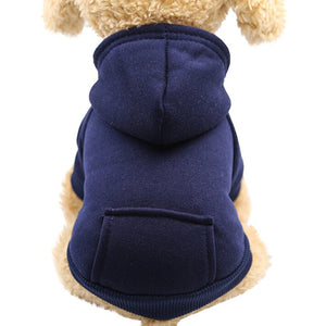 Polyester Hoodie for Dogs