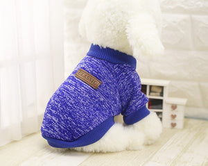 Cotton Sweater for Dogs