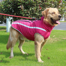 Load image into Gallery viewer, Waterproof Fleece Lined Vest for Dogs
