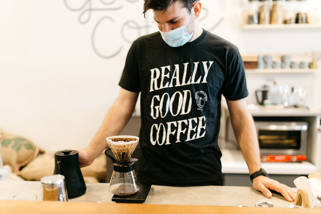 Really Good Coffee Tee