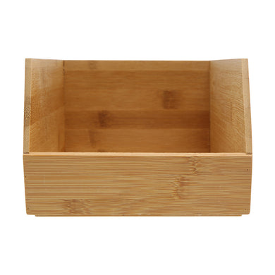 Bamboo Stackable Basket - Large