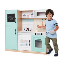 Load image into Gallery viewer, Large Wooden Kitchen Playset