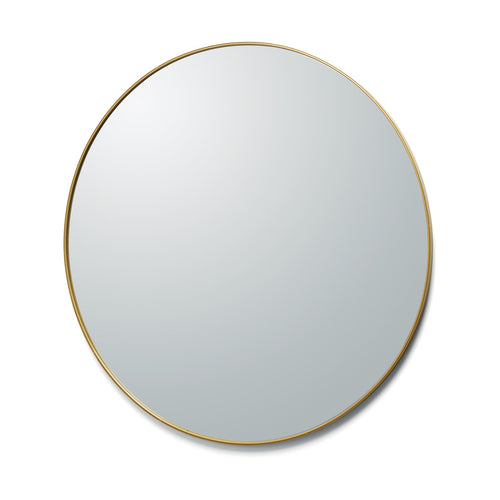 Large Round Mirror (self collect only)