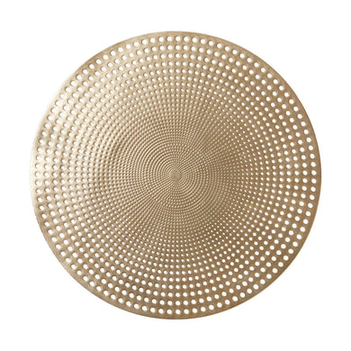 PVC Gold Look Placemat