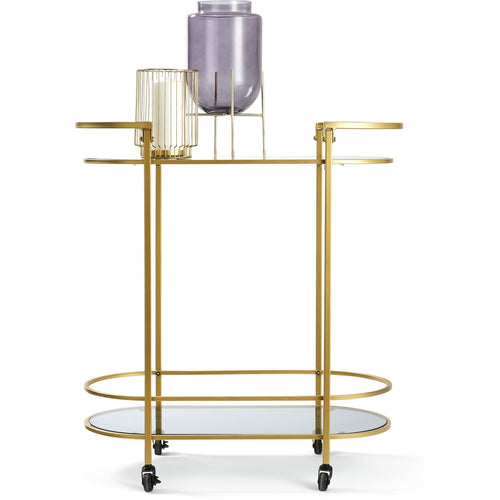 Timeless Drinks Trolley