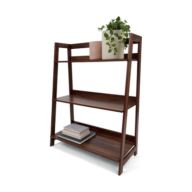 Walnut Look Bookshelf