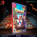 Crash Bandicoot N Sane Trilogy - Juego Nintendo - Juegos Nintendo Switch