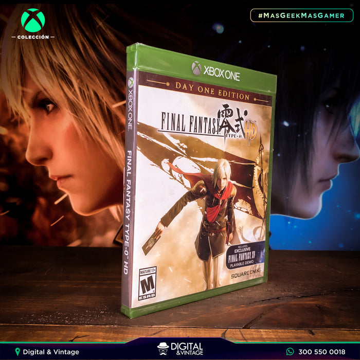 Final Fantasy Type-0 HD - Juego Xbox - Juegos Xbox One