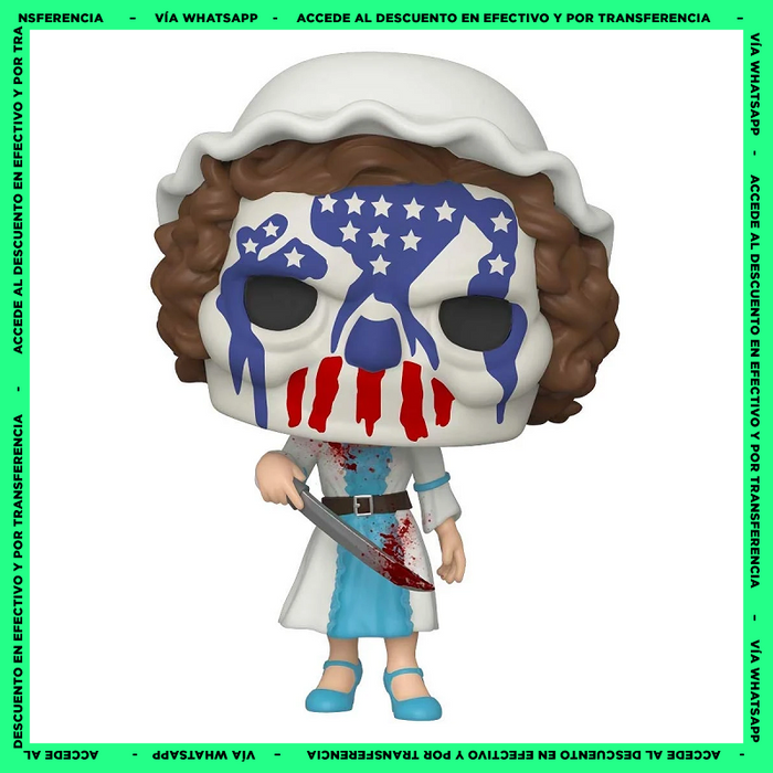 Funko Pop Betsy Ross (810) - The Purge Election Year