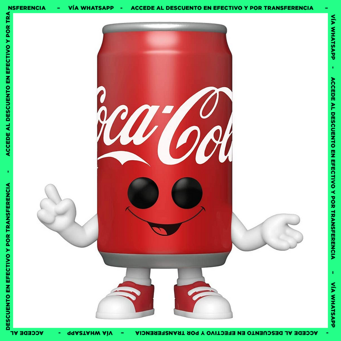 Funko Pop Coca - Cola Can (78) - Coca - Cola