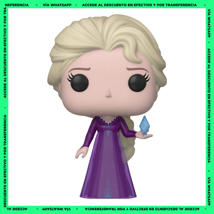 Funko Pop Elsa (594) - Frozen 2 - Disney