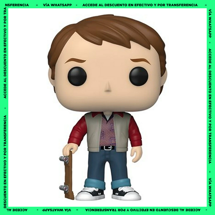 Funko Pop Marty 1955 (957) - Back To The Future