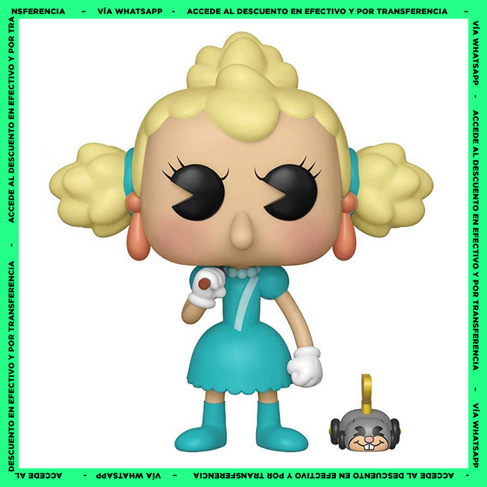 Funko Pop Sally Stageplay (414) - Cuphead
