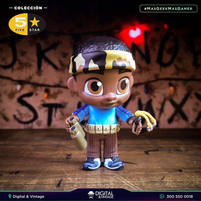 Funko Lucas - Stranger Things - Five Star