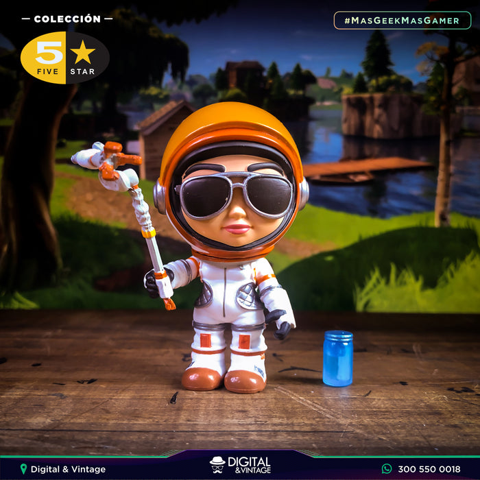 Funko Moon Walker - Fortnite - Five Star