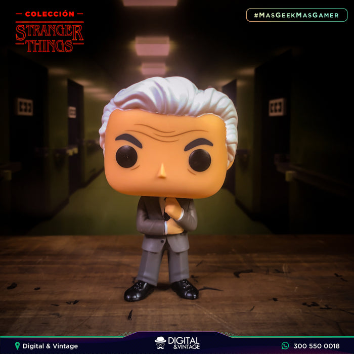 Funko Pop Brenner (515) - Stranger Things