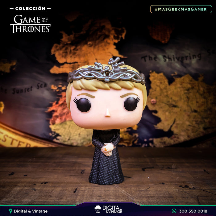 Funko Pop Cercei Lannister  (51) - Game Of Thrones - Game Of Thrones