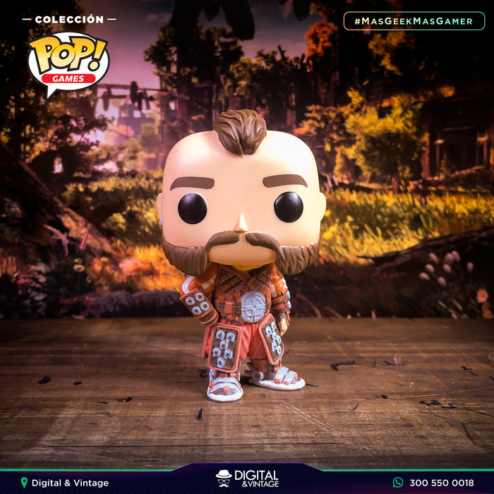 Funko Pop Erend (258) - Horizon Zero Dawn