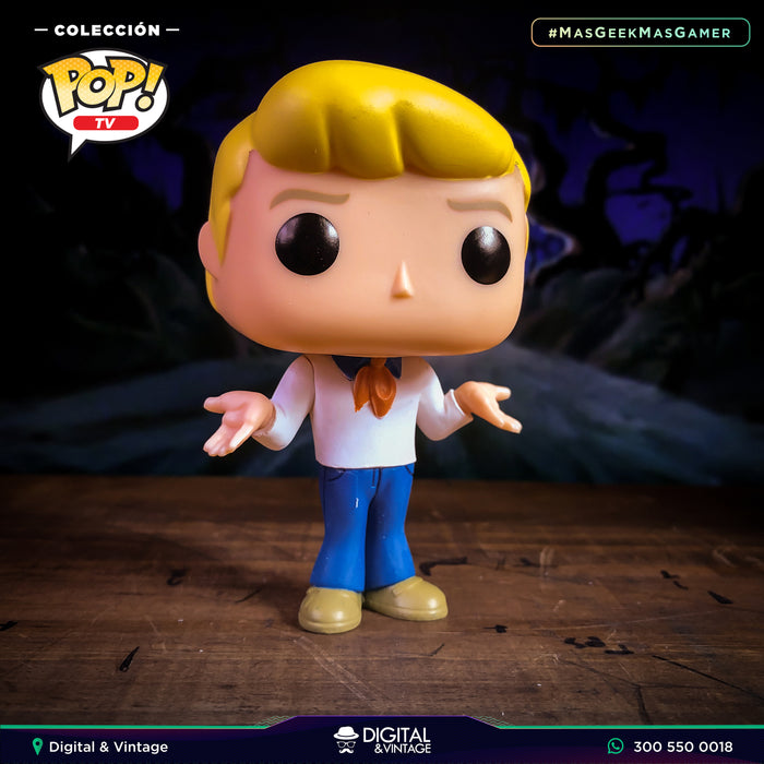 Funko Pop Fred (153) - Scooby Doo