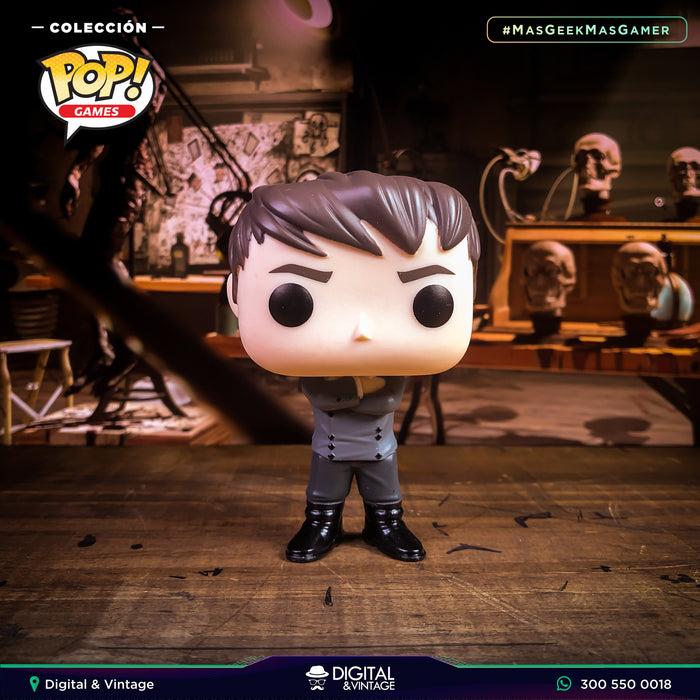Funko Pop Outsider (123) - Dishonored 2
