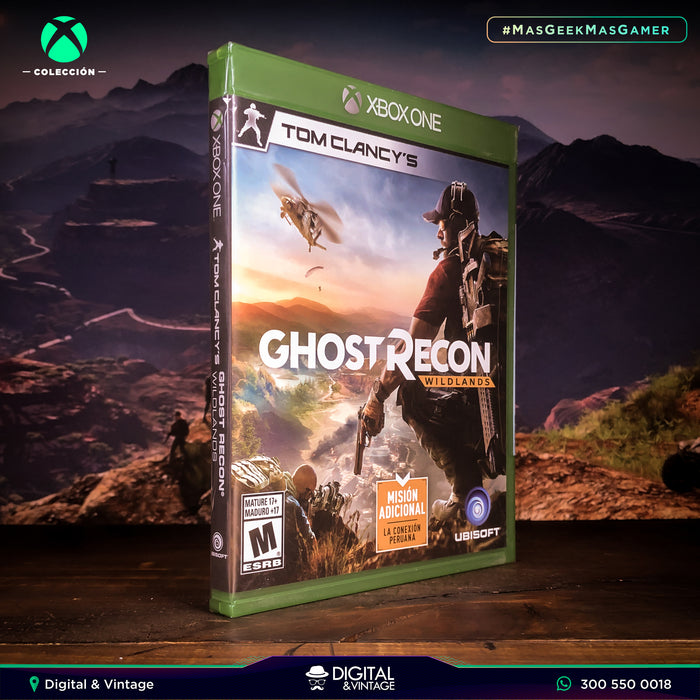 Ghost Recon Wildlands Juego Xbox One