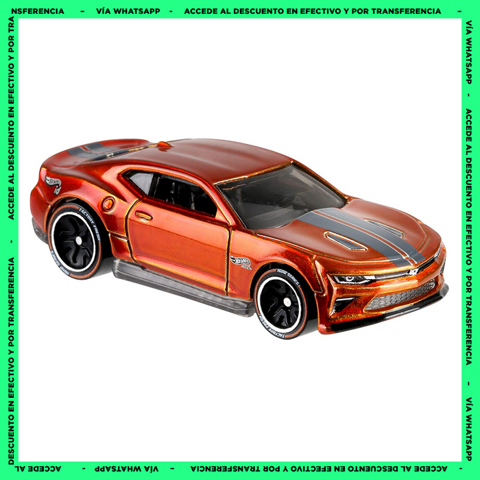 Hot Wheels ID ´18 Camaro SS - Factory Fresh