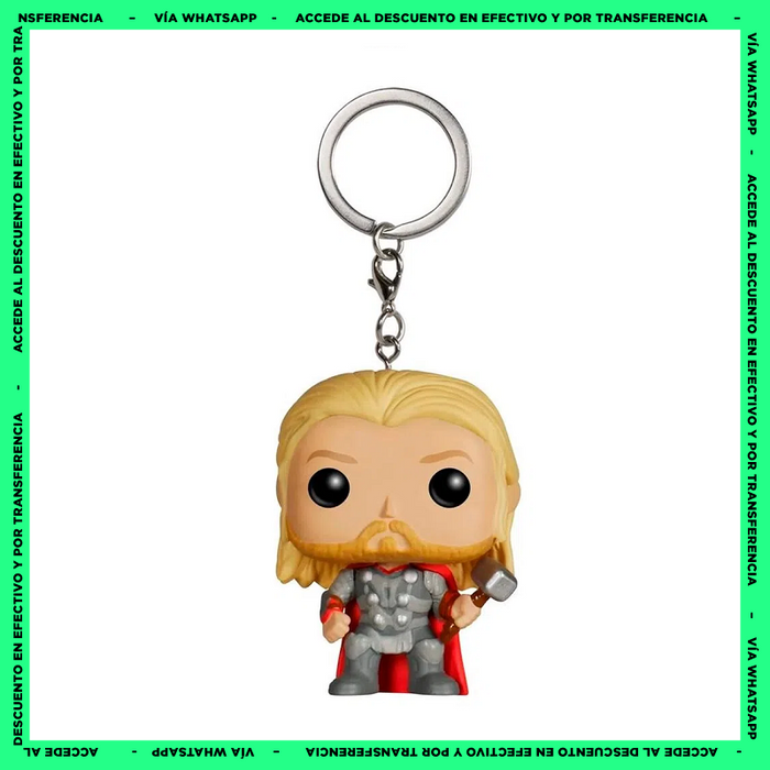 Llavero Funko Pop Thor - Marvel Avengers Age Of Ultron - Marvel