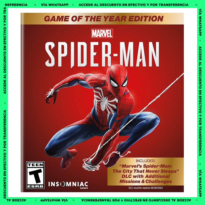 Spiderman Goty