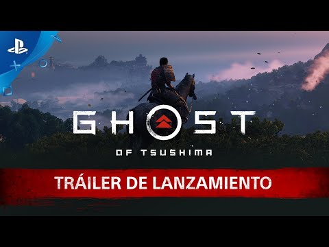 Ghost Of Tsushima - Juegos PS4 - Juegos PlayStation - Lanzamiento