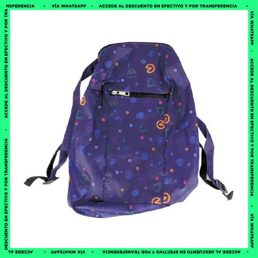 Maleta Pac-Man™ Pop Up Backpack - Producto Licenciado - Paladone