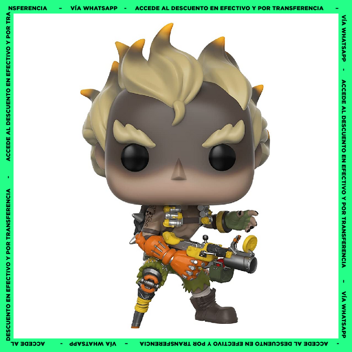 Funko Pop Junkrat (308) - Overwatch